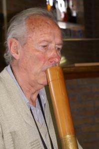 Frans Prinsen, oprichter muziekensemble  'de Wildacker'